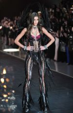 TAYLOR HILL at Victoria's Secret 2015 Fashion Show in New York 11/10/2015