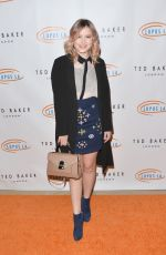 TAYLOR SPREITLER at Lupus LA Hollywood Bag Ladies Luncheon in Beverly Hills 11/20/2015