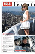 TAYLOR SWIFT in Hola! Magazine, Philippines November 2015 Issue