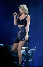 TAYLOR SWIFT Performs at The 1989 World Tour in Sydney 11/28/2015