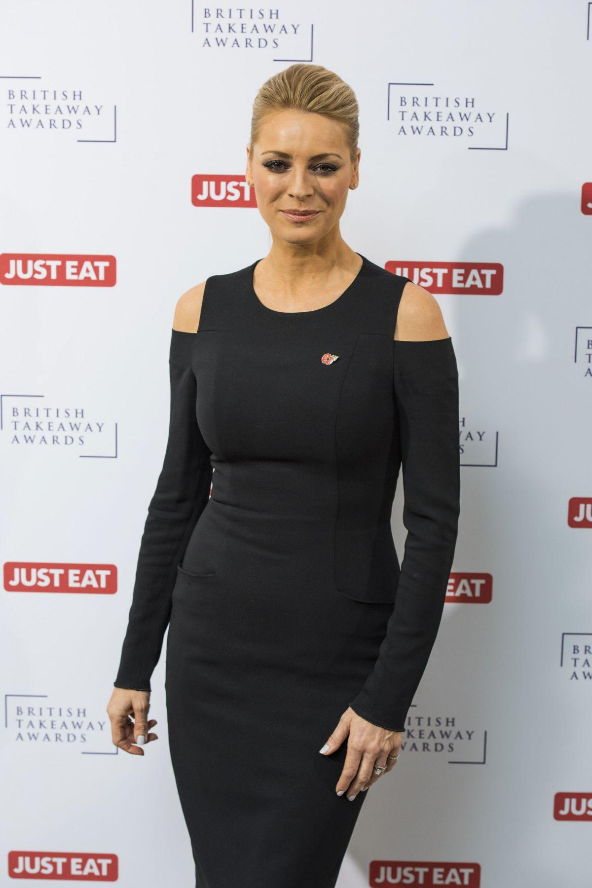 TESS DALY at British Takeaway Awards 2015 in London 11/09/2015