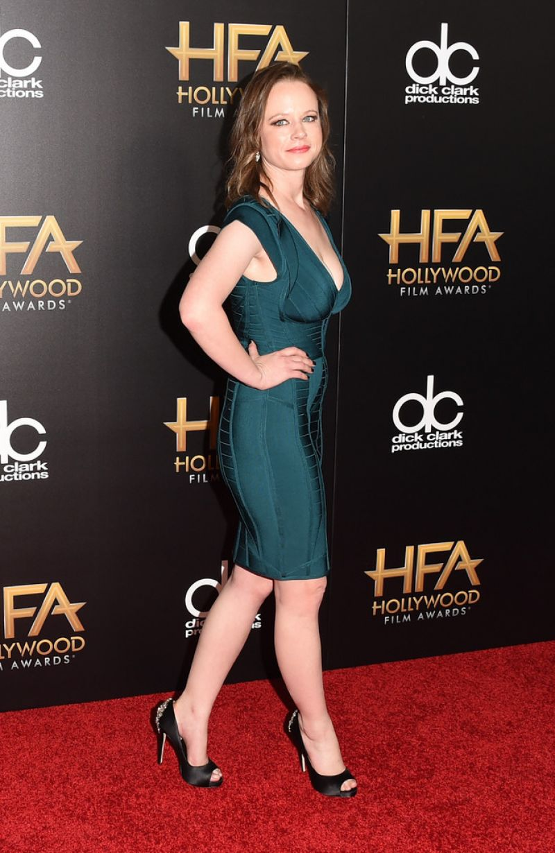 Hollywood Film Awards 2015: See Who Won ( Wore) What forecast
