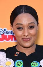 TIA MOWRY at The Lion Guard: Return of the Roar Premiere in Burbank 11/14/2015