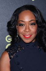 TICHINA ARNOLD at hfpa and Instyle Celebrate 2016 Golden Globe Award Season in West Hollywood 11/17/2015