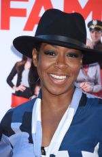 TICHINA ARNOLD at Love the Coopers Premiere in Los Angeles 11/12/2015