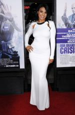 TILDA DEL TORO at Our Brand Is Crisis Premiere in Hollywood 10/26/2015