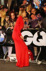 TONI GARRN at GQ Men of the Year Award in Berlin 11/05/2015