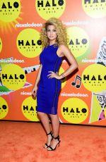 TORI KELLY at 2015 Halo Awards at Pier 36 in New York 11/14/2015