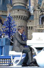 TORI KELLY at Disney Parks Unforgettable Christmas Celebration Taping in Lake Buena Vista 11/11/2015