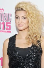 TORI KELLY at You Oughta Know Concert in New York 11/12/2015