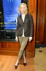 UMA THURMAN at Polo Ralph Lauren Event with Athlete Ally 11/03/2015