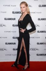 VALENTINA ZELYAEVA at Glamour's 25th Anniversary Women of the Year Awards in New York 11/09/2015