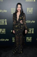 VANESSA HUDGENS at hfpa and Instyle Celebrate 2016 Golden Globe Award Season in West Hollywood 11/17/2015