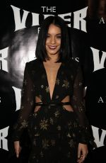 VANESSA HUDGENS at Official Viper Room Re-launch Party in West Hollywood 11/17/2015