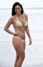 VICKY PATTISON in Bikini on the Set of a Photoshoot in Australia