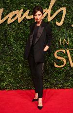 VICTORIA BECKHAM at 2015 British Fashion Awards in London 11/23/2015