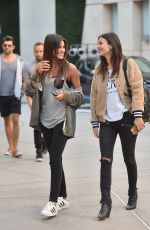 VICTORIA JUSTICE Out and About in Hollywood 11/22/2015
