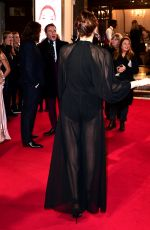 WALLIS DAY at ITV 60th Anniversary Gala in London 11/19/2015