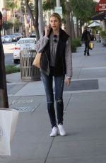 WHITNEY PORT Out Shopping in Beverly Hills 11/27/2015