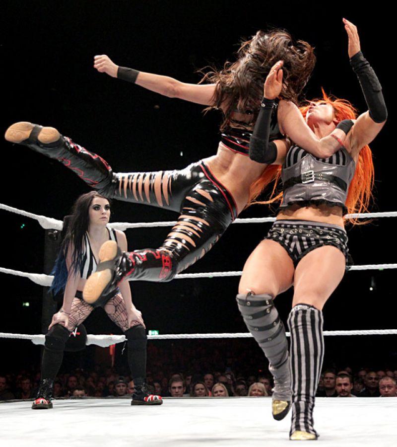 WWE in Birmingham