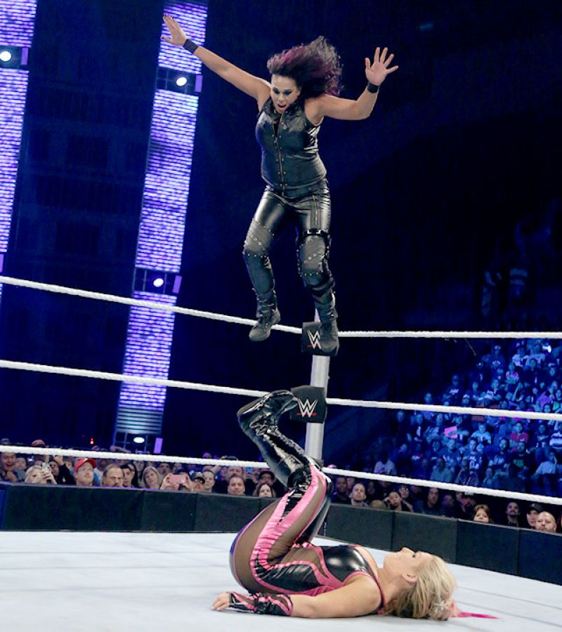 WWE - Smackdown Digitals 11/05/2015