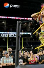 WWE - WrestleMania 32 On-Sale Party at AT&T Stadium