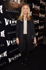 YVONNE STRAHOVSKI at Official Viper Room Re-launch Party in West Hollywood 11/17/2015