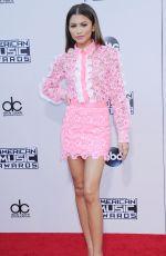 ZENDAYA COLEMAN at 2015 American Music Awards in Los Angeles 11/22/2015