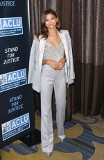 ZENDAYA COLEMAN at Aclu Socal Hosts 2015 Bill of Rights Dinner 11/08/2015