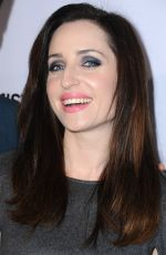 ZOE LISTER-JONES at Consumed Los Angeles Premiere at Laemmle Music Hall in Beverly Hills 11/11/2015