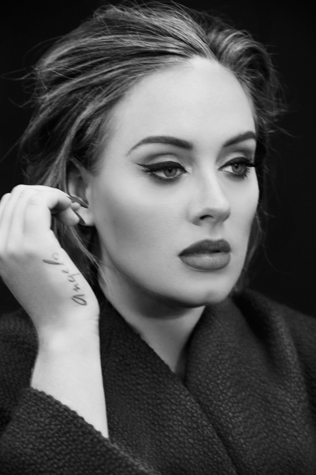 ADELE - Time Magazine Photoshoot by Erik Madigan