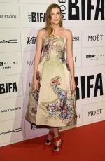 AGYNESS DEYN at Moet British Independent Film Awards 2015 in London 12/06/2015