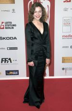 AISTE DIRZIUTE at 28th Annual European Film Awards in Berlin 12/12/2015