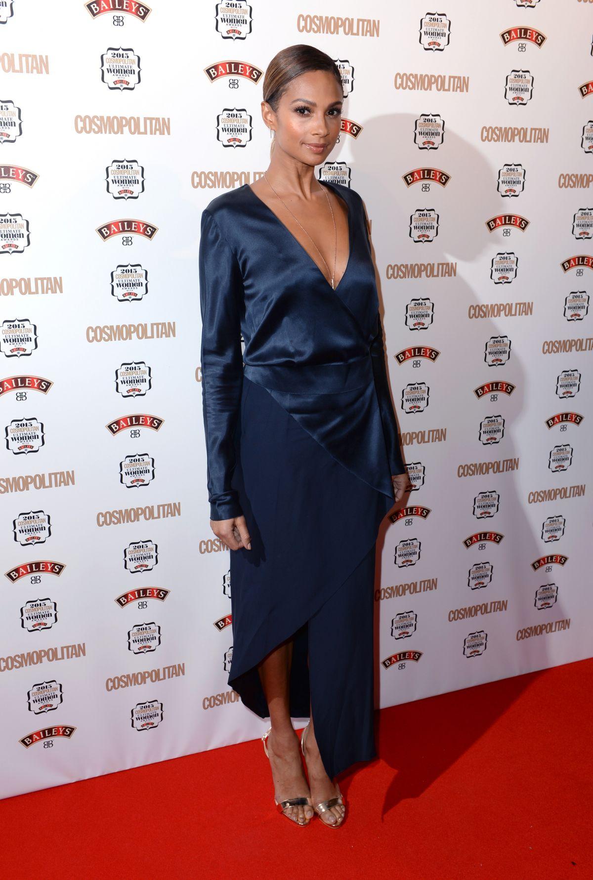 Alesha dixon pictures cosmopolitan ultimate women of the year awards - Alesha Dixon At Cosmopolitan Ultimate Women Of The Year Awards In London 12 03