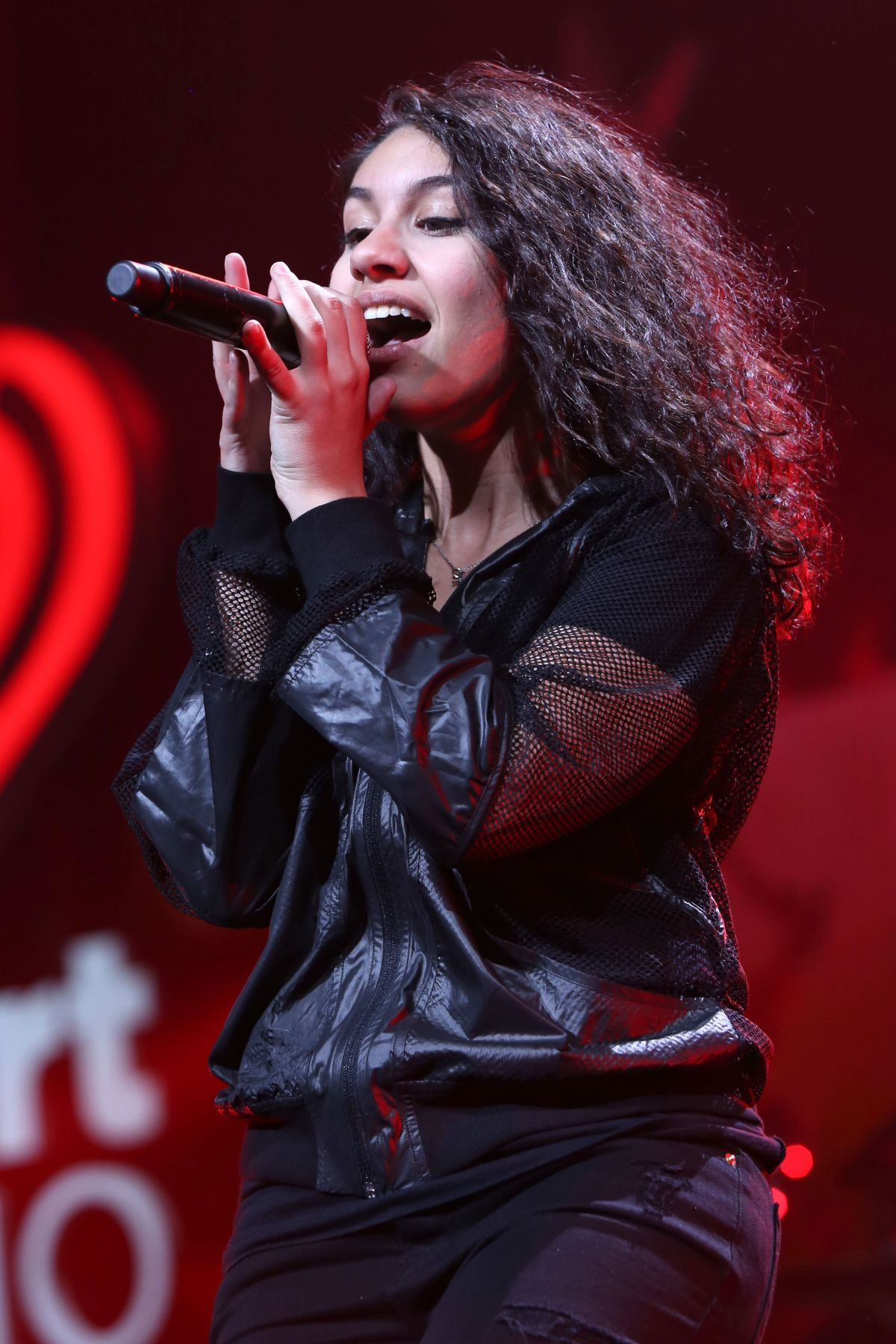 ALESSIA CARA at Q102