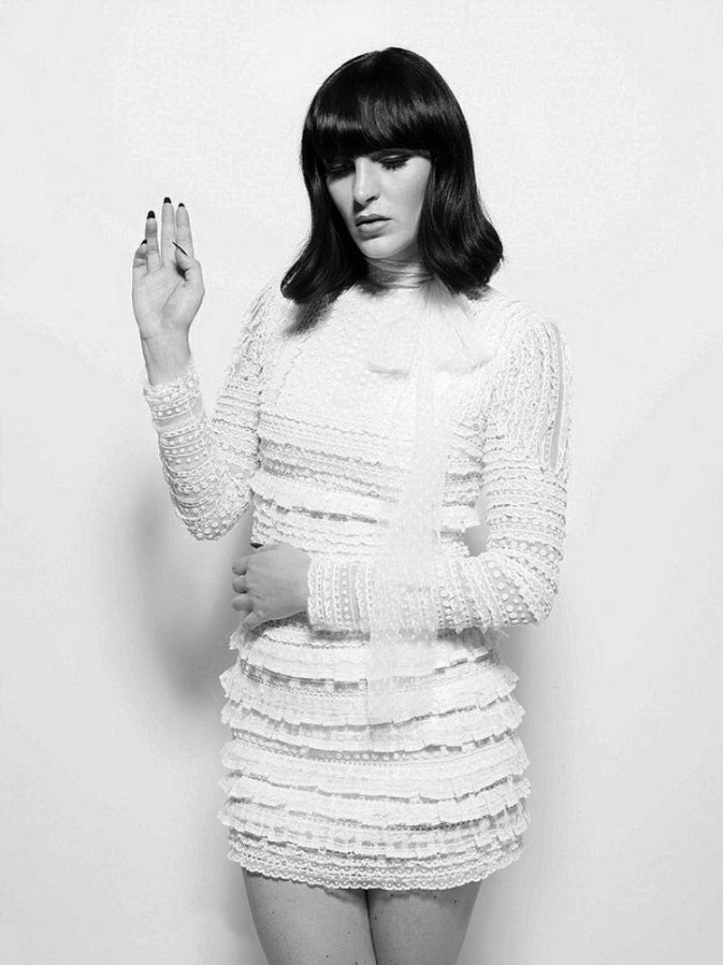 ALI LOHAN for Paper Magazine