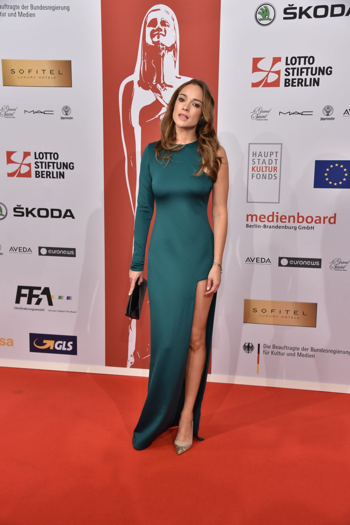 ALICJA BACHLEDA-CURUS at 28th Annual European Film Awards