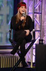 ALLY BROOKE at AOL Build Series in New York 12/08/2015