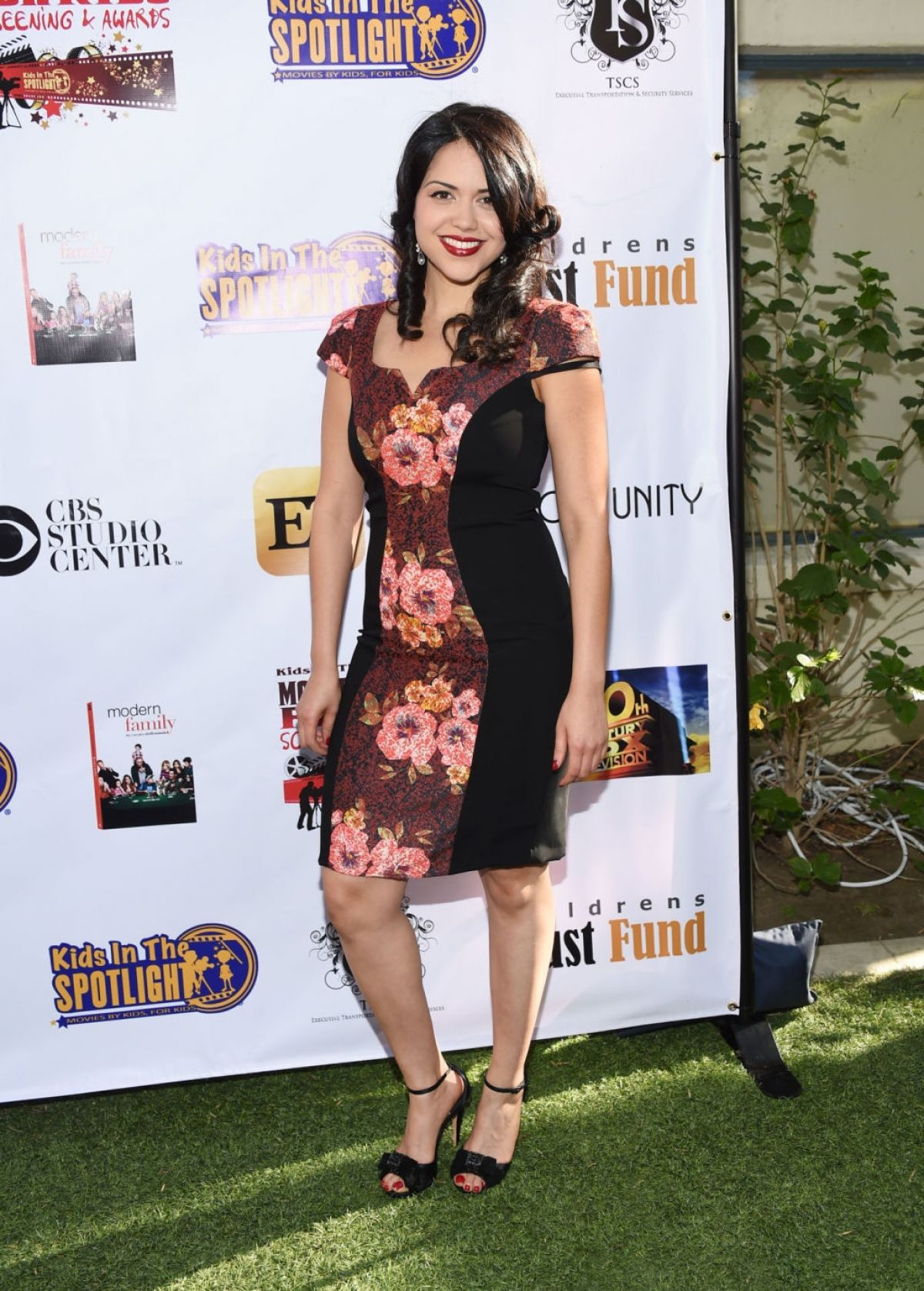 ALYSSA DIAZ at Kids in the Spotlight Film Awards 11/07/2015