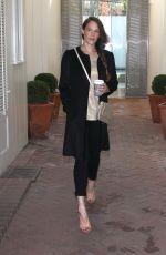 AmaAMANDA RIGHETTU Out Shopping in Beverly Hills 12/22/2015