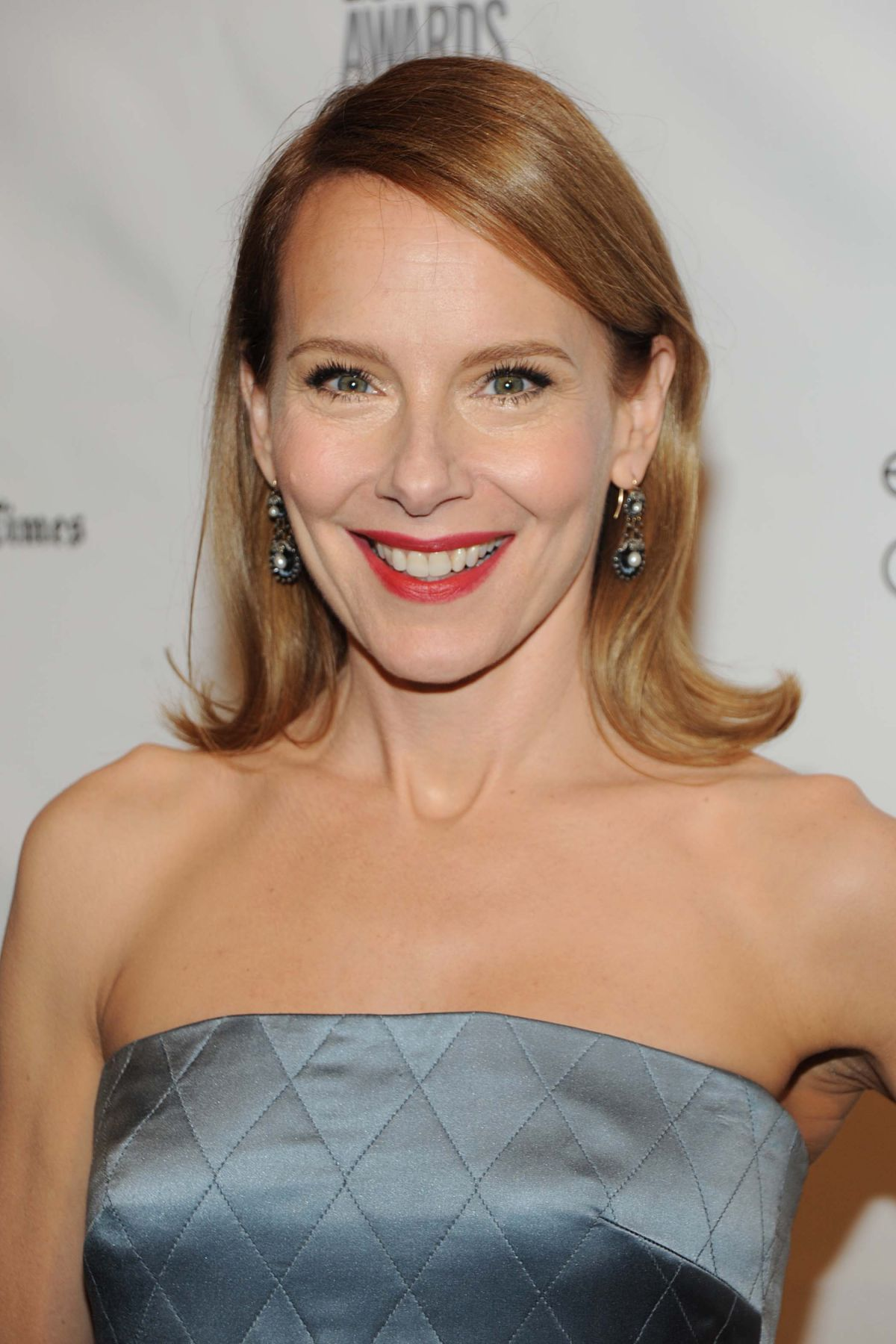 AMY RYAN at 25th IFP Gotham Independent Film Awards in New Tork 11/30/2015