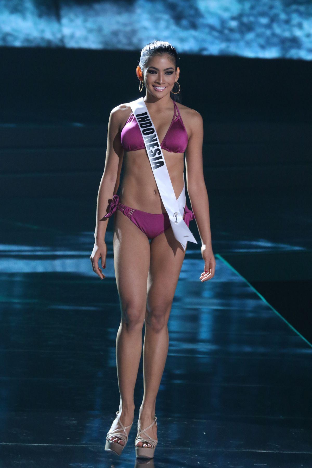 ANINYA PUTRI - Miss Universe 2015 Preliminary Round 12/16/2015