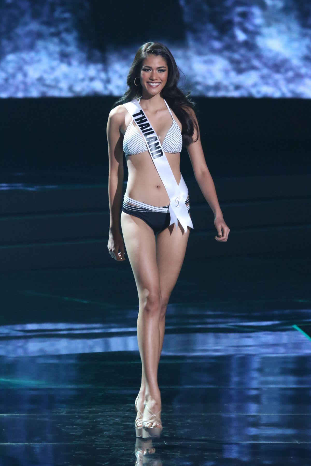 ANIPORN CHALERMBURANAWONG - Miss Universe 2015 Preliminary Round 12/16/2015