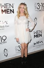 ANNA CAMP at Love is Louder Benifit in Los Angeles 12/12/2015