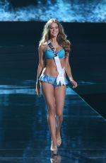 ANNELIES TOROS - Miss Universe 2015 Preliminary Round 12/16/2015