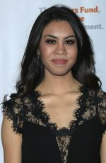 ASHLEY ARGOTA at The Actors Fund 2015 Looking Ahead Awards in Hollywood 12/03/2015
