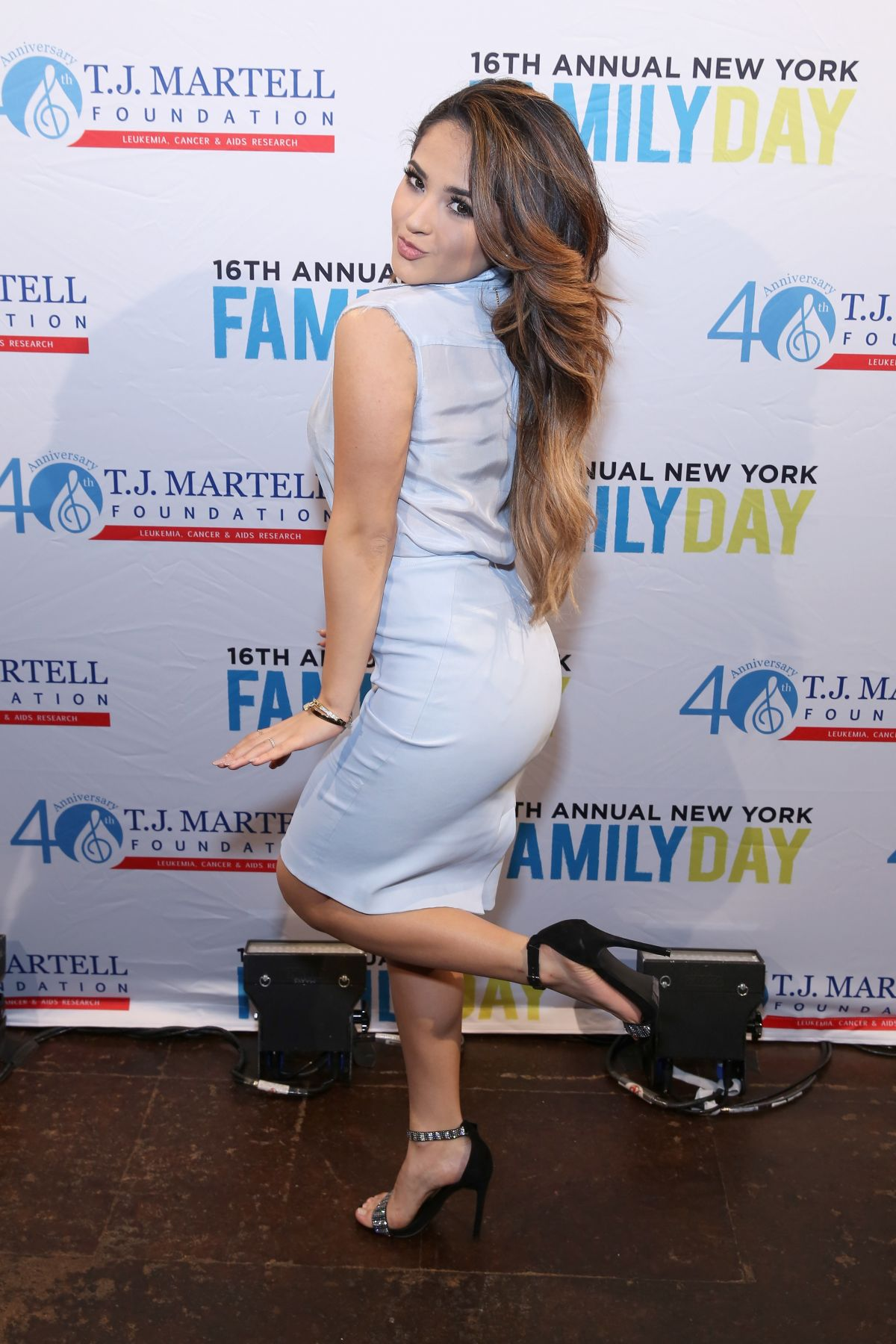 BECKY G at Airport in Vancouver 03/27/2016 - HawtCelebs