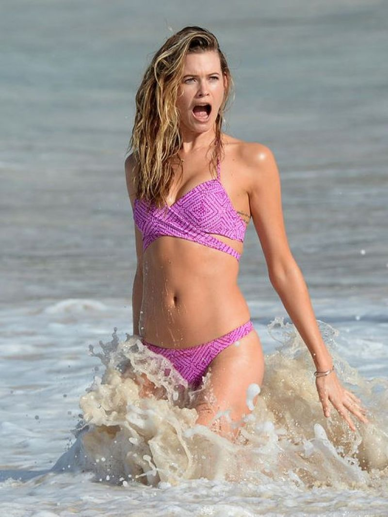 BEHATI PRINSLOO at VS Swim Special 2016 Photoshoot in St. Barts 12/14/2015