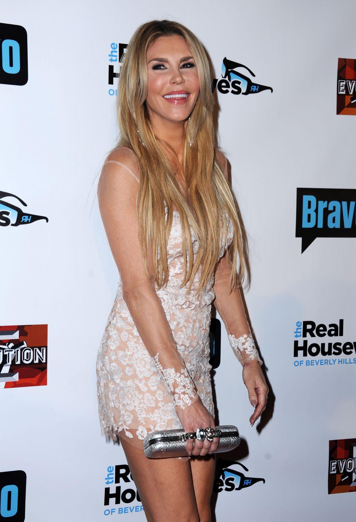 Brandi Glanville Presso Le Vere Casalinghe Di Beverly Hills-2107