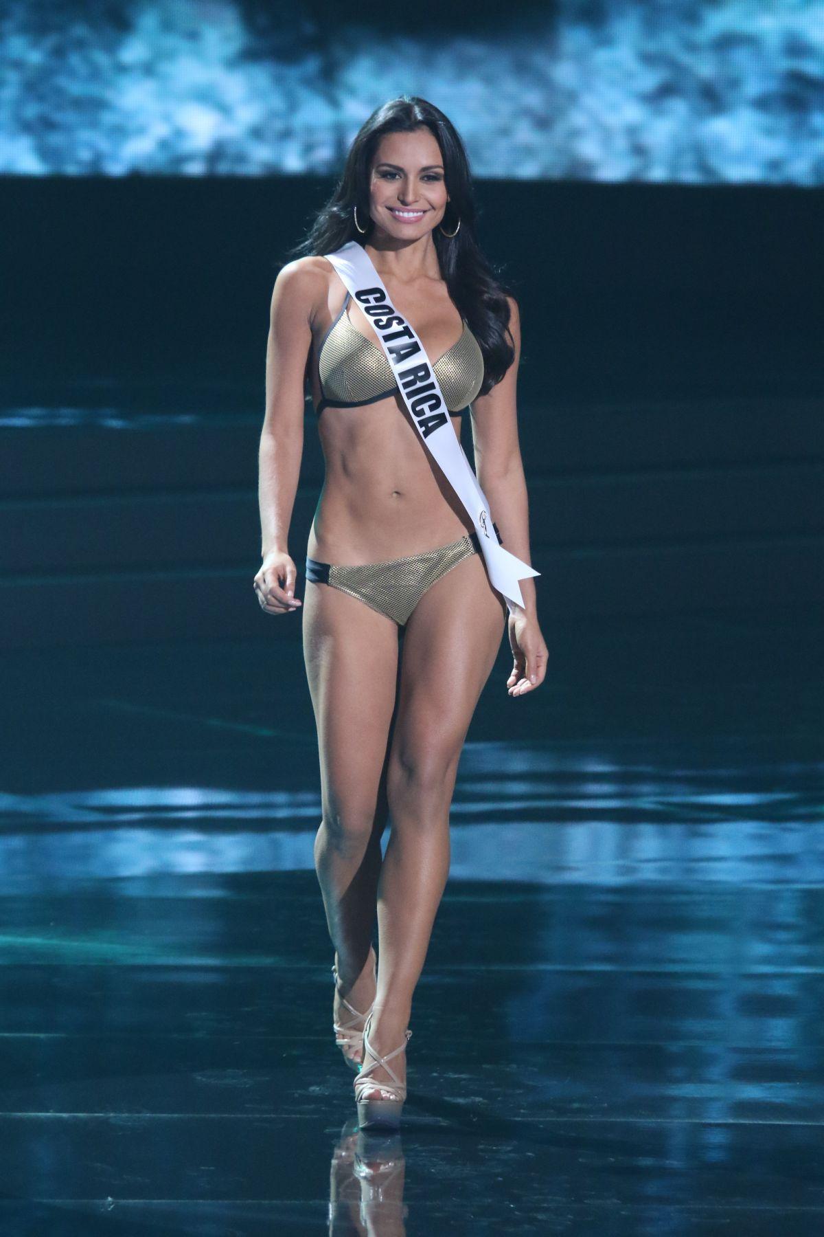 BRENDA CASTRO - Miss Universe 2015 Preliminary Round 12/16/2015